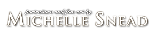 Portraiture by Michelle Snead Logo