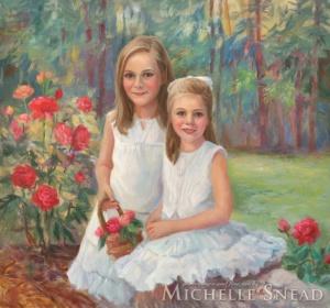 Charlotte & Allie